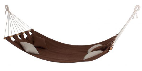 Гамак с брусками шоколад